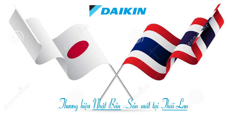 nhập khẩu Thái Lan FTXV50QVMV