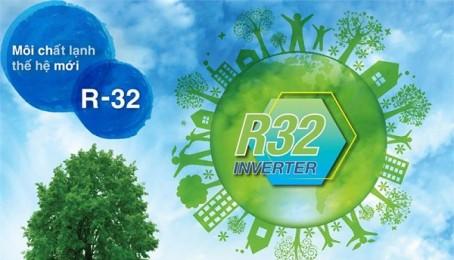 Gas R32 LC-12FS32