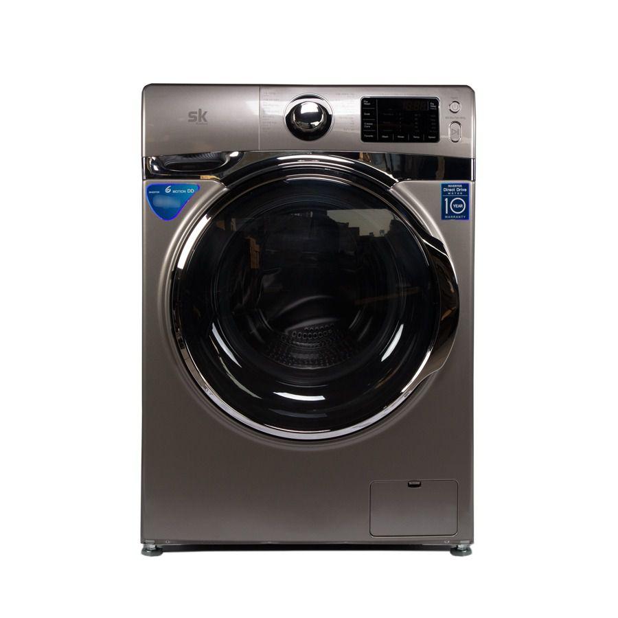 Máy giặt Sumikura SKWFID-98P2-G lồng ngang 9.8KG
