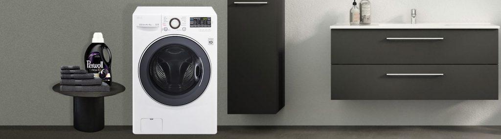 Máy giặt lồng ngang LG Inverter 8kg FM1208N6W