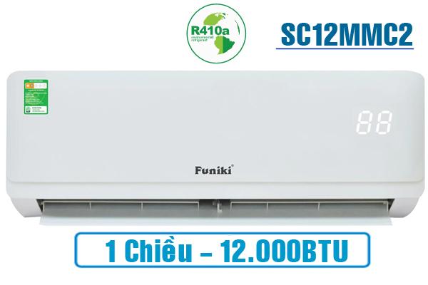 Funiki 1 chiều thường 12.000BTU 1 chiều SC12MMC2