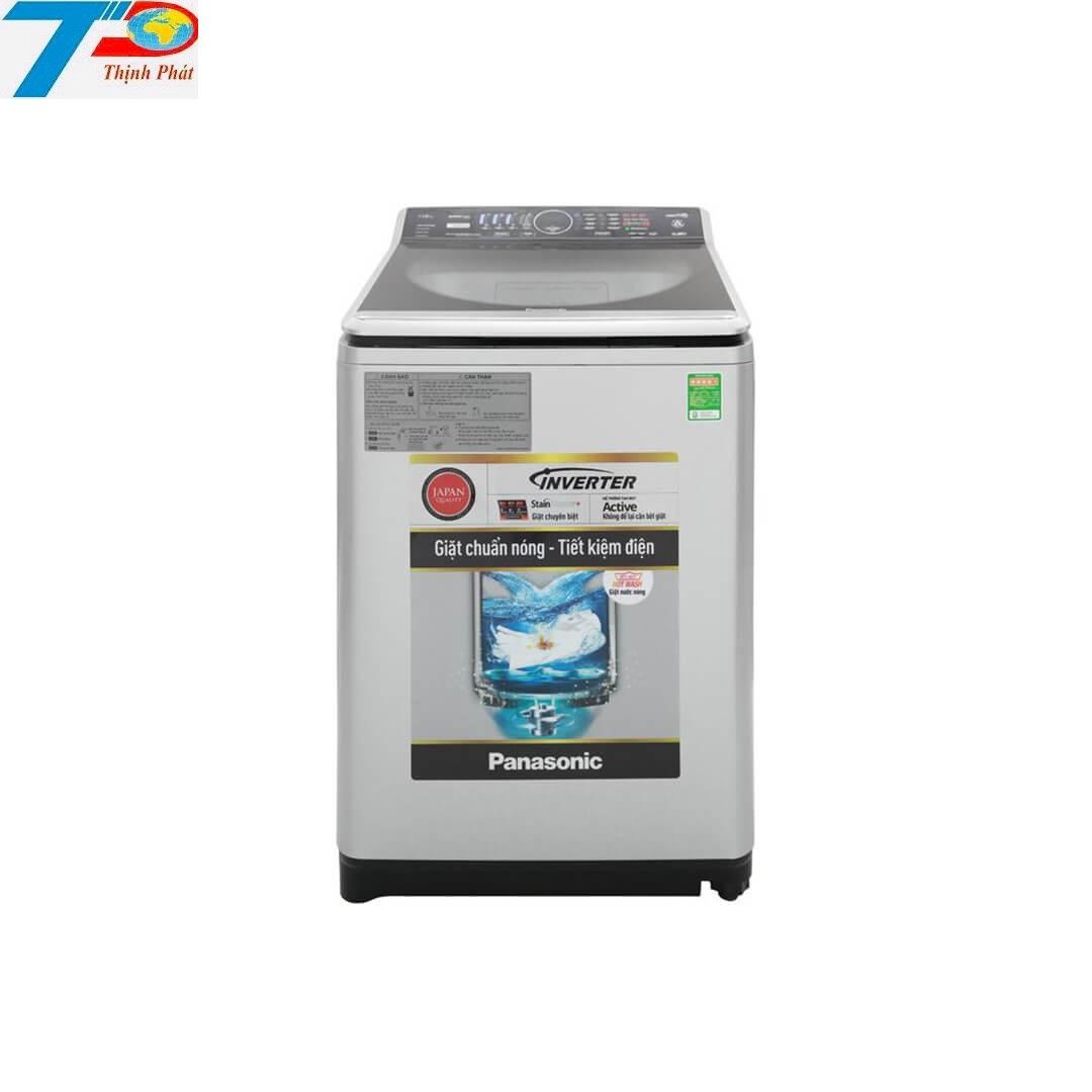 Máy giặt Panasonic NA-FS14V7SRV 14kg lồng đứng inverter