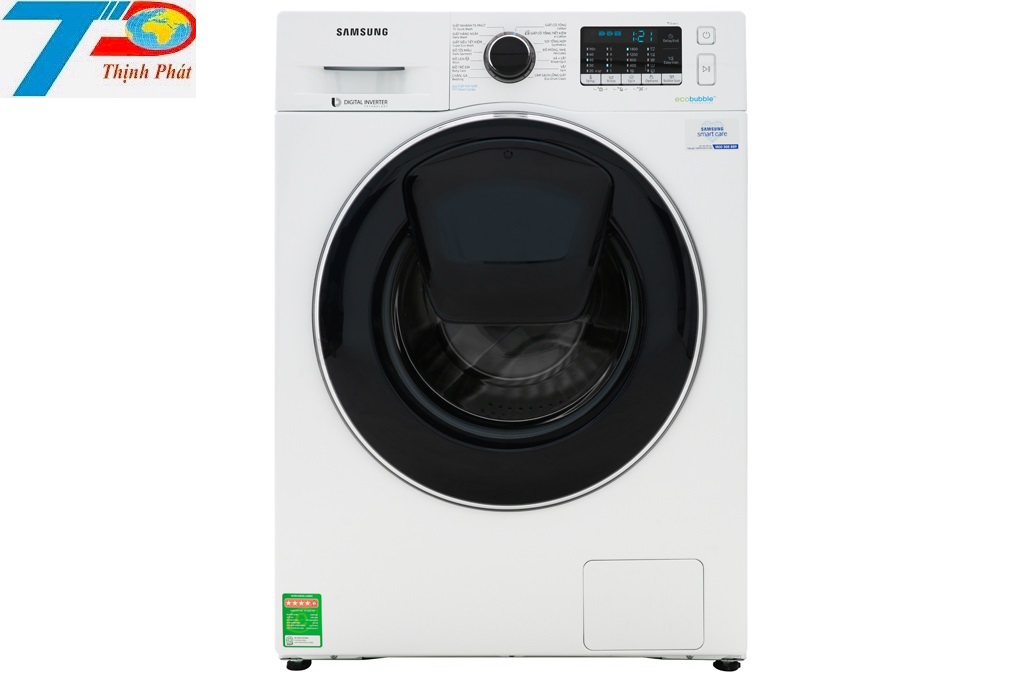 Máy giặt Samsung lồng ngang WW10K54E0UW/SV 10kg invereter