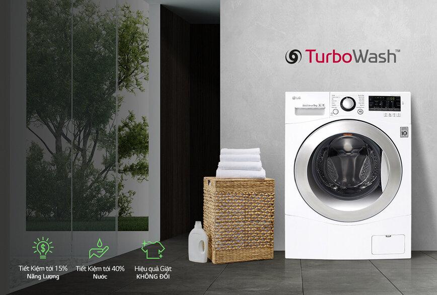 Chế độ giặt TurboWash