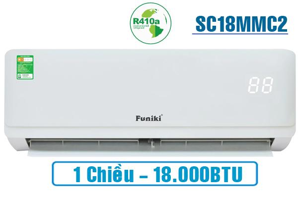 Điều hòa treo tường Funiki 1 chiều 18000BTU SC18MMC2