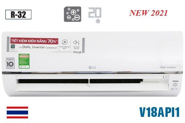 Điều hòa LG V18API1 18000btu 1 chiều inverter