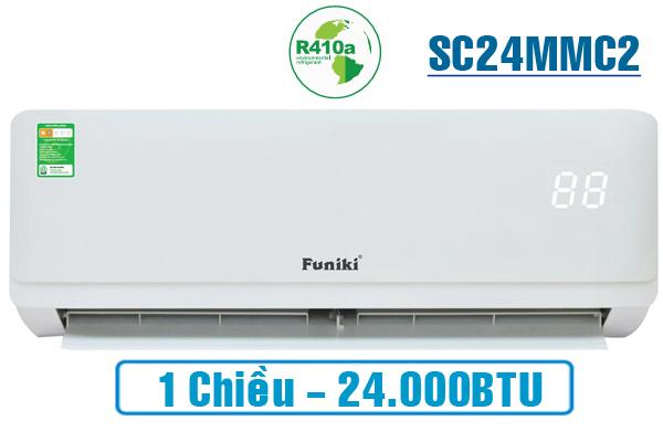 Điều hòa treo tường Funiki 1 chiều thường 24000BTU SC24MMC2