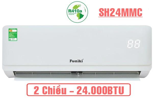 điều hòa Funiki 2 chiều 24000BTU SH24MMC
