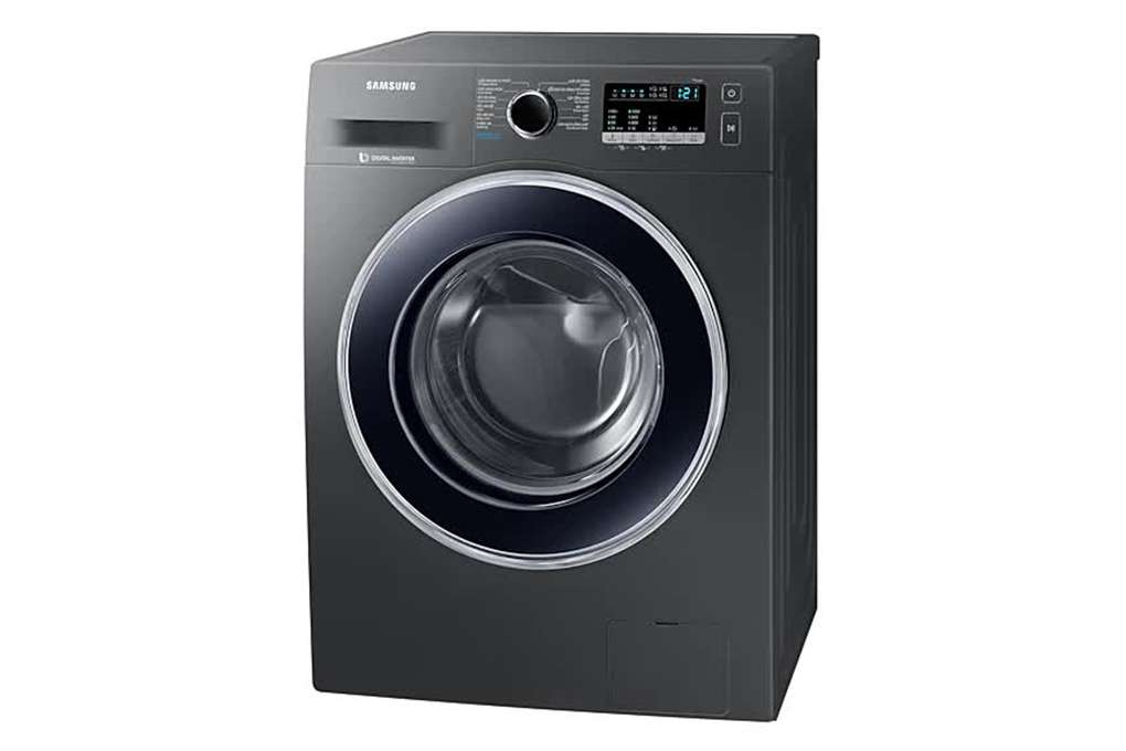 Máy giặt Samsung WW80J54E0BX/SV lồng ngang 8kg inverter