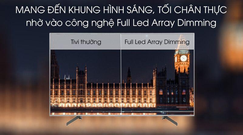 smart-Tivi-sony-4k-65-inch-KD-65X8500G/S-full-led-array-dimming