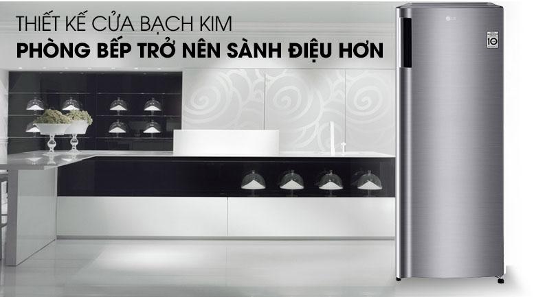 Tủ lạnh LG GN-F304PS inverter 304 lít , sang trọng