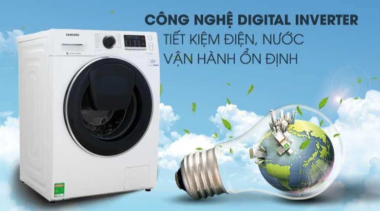 Máy giặt Samsung lồng ngang WW90K54E0UW 9kg inverter