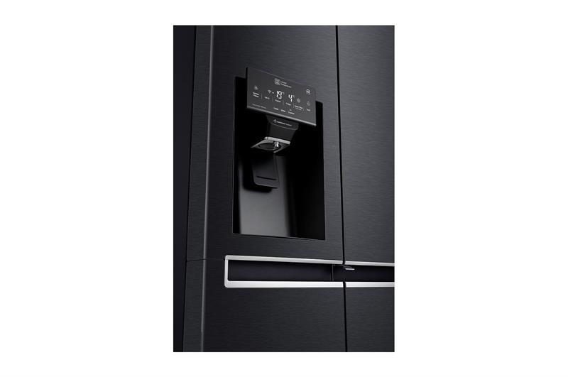 Tủ lạnh LG GR-D247MC 668 Lít Side By Side Inverter, lấy nước ngoài tiện lợi