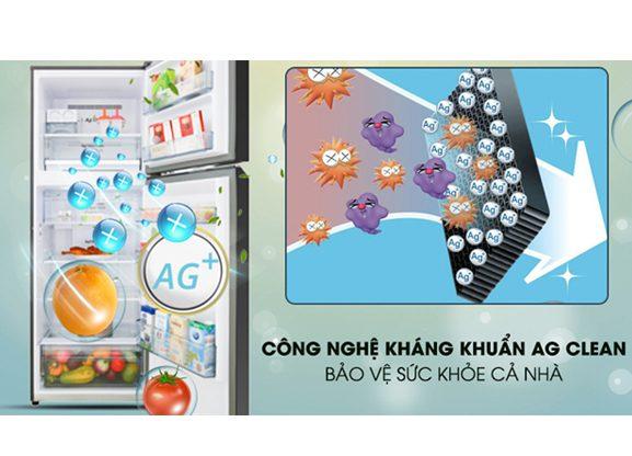 Tủ lạnh Panasonic NR-BL351GKVN 326 lít inverter, kháng khuẩn