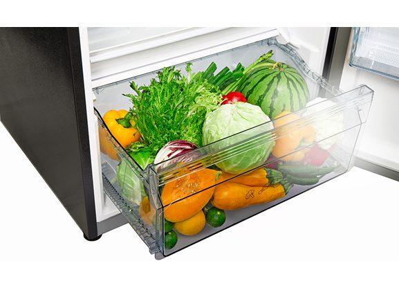 Tủ lạnh Panasonic NR-BL351GKVN 326 lít inverter, hộc chứa rau quả lớn