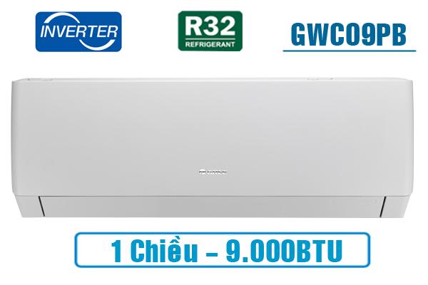 GWC09PB-K3D0P4, inverter
