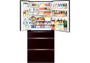 Tủ lạnh Mitsubishi Electric MR-WX70C-BR-V 694 lít
