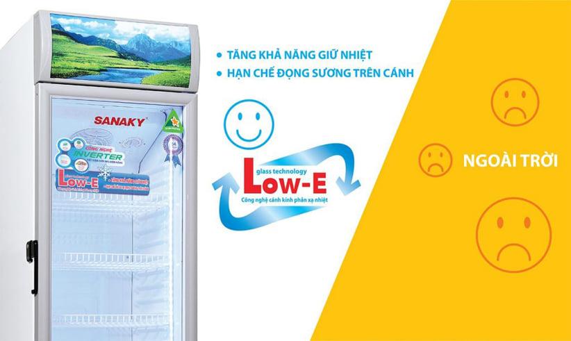 công nghệ low-e  vh-358w