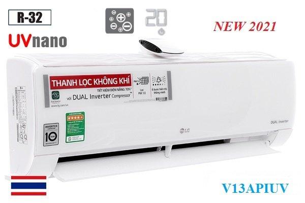 Điều hòa LG V13APFUV 12000BTU 1 chiều inverter