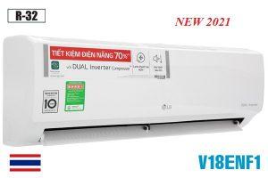 Điều hòa LG V18ENF1 18000BTU hàng 1 chiều inverter