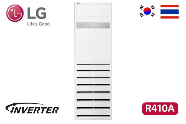 Điều hòa tủ đứng LG 48.000BTU 1 chiều inverter AUUQ48GH4/APNQ48GT3E4