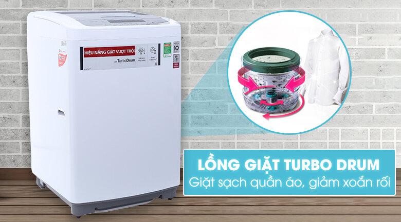 Máy giặt LG T2395VS2W 9.5 kg Inverter (2019)