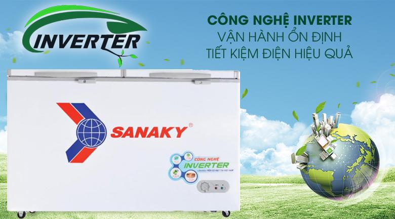 công nghệ inverter tiết kiệm điện VH-2599W3