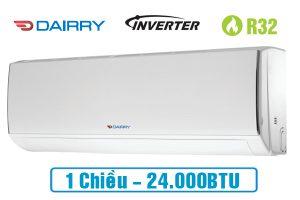 Điều hòa Dairry I-DR24KC inverter 24000BTU 1 chiều
