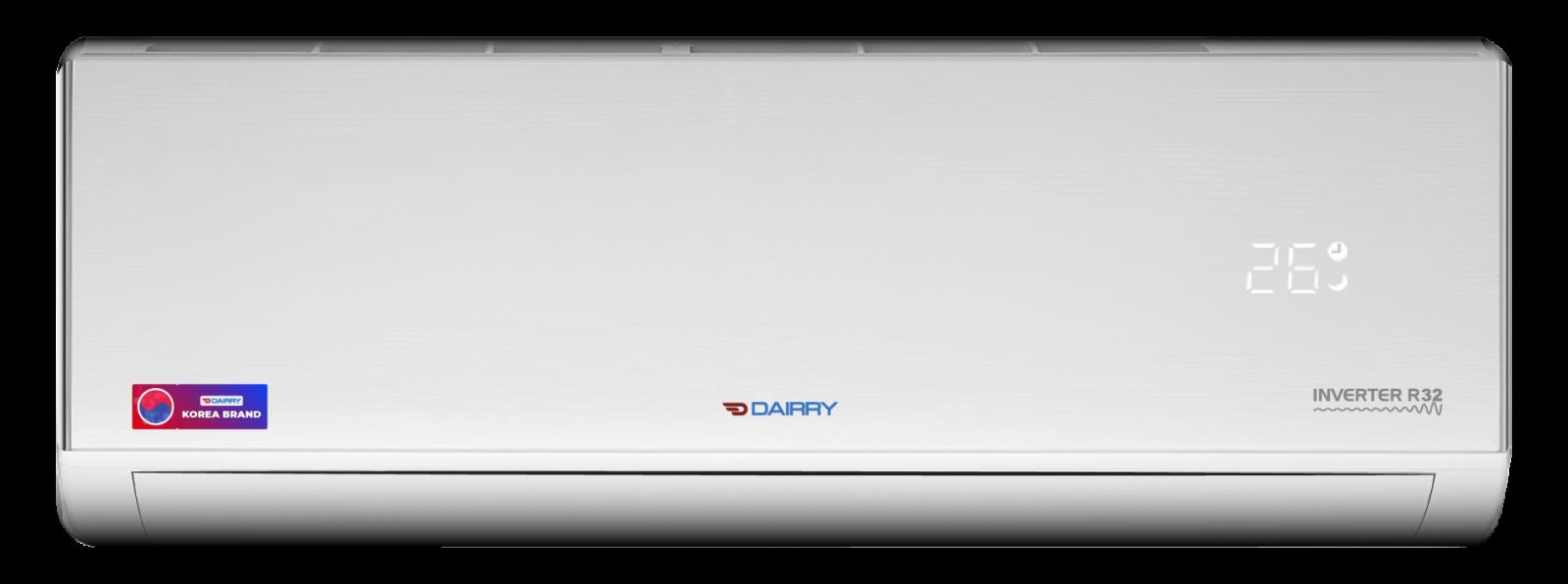 Điều hòa Dairry I-DR24KH 24000btu 2 chiều inverter