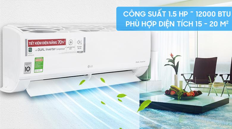 dieu-hoa-lg-B13APF-12000btu-phu-hop-dien-tich-15-20m2