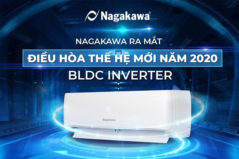 Điều hòa Nagakawa NIS-C18R2H08, công nghệ inverter