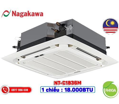 Điều hòa âm trần Nagakawa NT-C1836M 18.000BTU 1 chiều