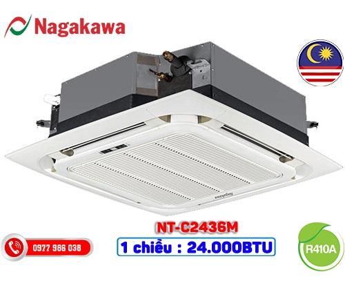 Điều hòa âm trần Nagakawa NT-C2436M 24000BTU 1 chiều