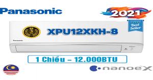 Điều hòa Panasonic 12000BTU XPU12XKH-8 1 chiều inverter [2021]