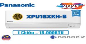 Điều hòa Panasonic XPU18XKH-8 18000BTU 1 chiều inverter [2021]