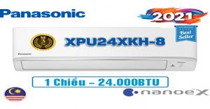 Điều hòa Panasonic XPU24XKH-8 24000btu 1 chiều inverter