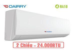 Điều hòa Dairry 24000BTU 2 chiều thường DR24-KH