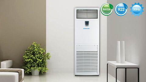 Điều hòa tủ đứng đặt sàn Daikin công suất 50.000 BTU - FVGR05NV1/RUR05NY1