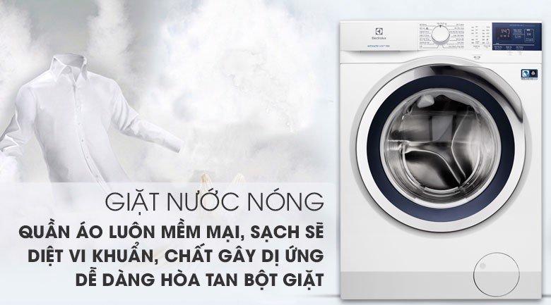 Máy giặt lồng ngang Electrolux EWW8023AEWA 8kg inverter