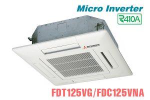 Điều hòa âm trần Misubishi Heavy 45.000BTU inverter 2 chiều FDT125VG/FDC125VNA