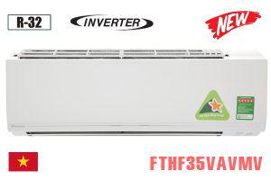 Điều hòa Daikin 12000btu 2 chiều inverter FTHF35VAVMV
