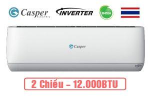 Điều hòa Casper 2 chiều inverter 12000btu GH-12TL32
