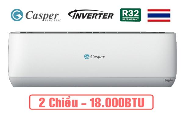 Điều hòa Casper inverter 18000BTU 2 chiều GH-18TL32