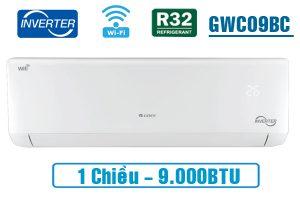 Điều hòa Gree GWC09BC-K6DNA1B 9000BTU 1 chiều inverter