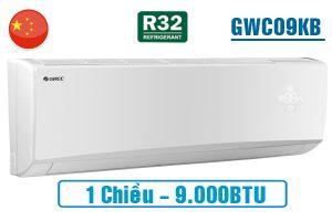 Điều hòa Gree 9000BTU GWC09KB-K6N0C4 1 chiều thường