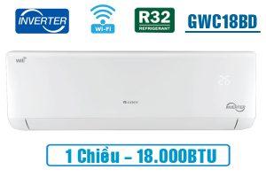 Điều hòa Gree GWC18BD-K6DNA1B 18000btu 1 chiều inverter