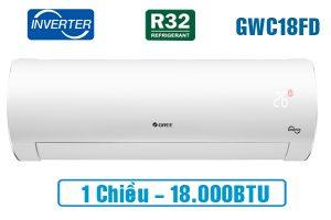 Điều hòa Gree GWC18FD-K6D9A1W 18000BTU 1 chiều inverter