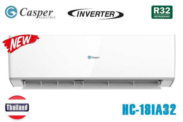 Điều hòa Casper 1 chiều inverter 18000btu HC-18IA32