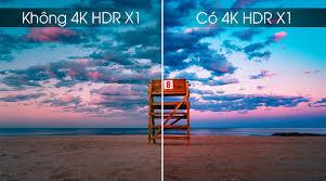 Tivi Sony Android 4K Ultra HD 85 Inch 85X9000H, công nghệ 4K HDR X1
