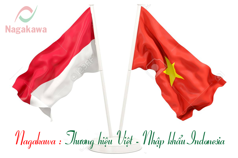 Điều hòa Nagakawa, nhập khẩu indonesia